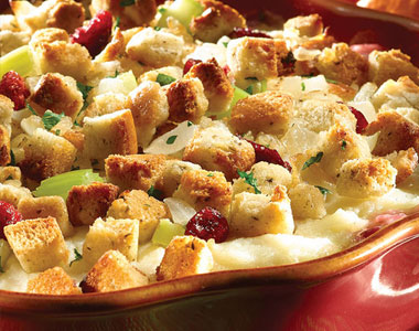 Hellmans Leftover Turkey Casserole